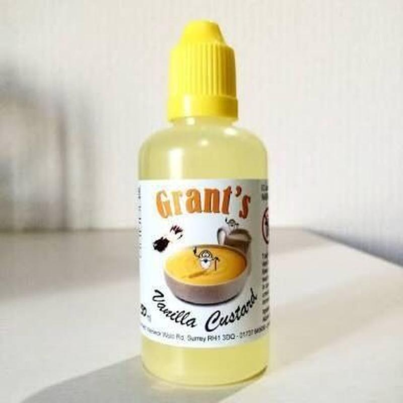 GRANT'S Vanilla Custard (GVC) 30ml