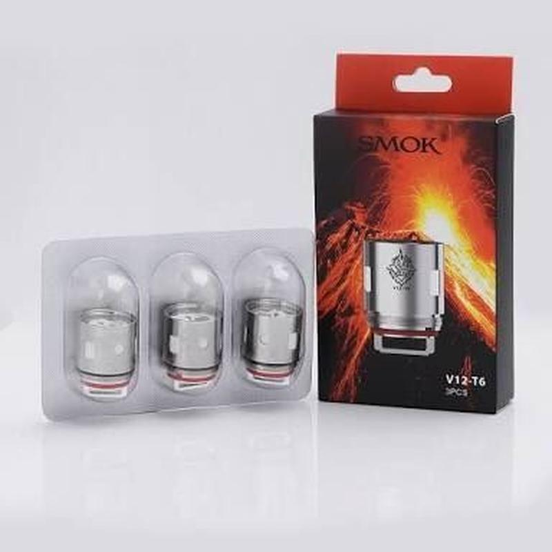 SMOK TFV12  交換コイル V12- T6