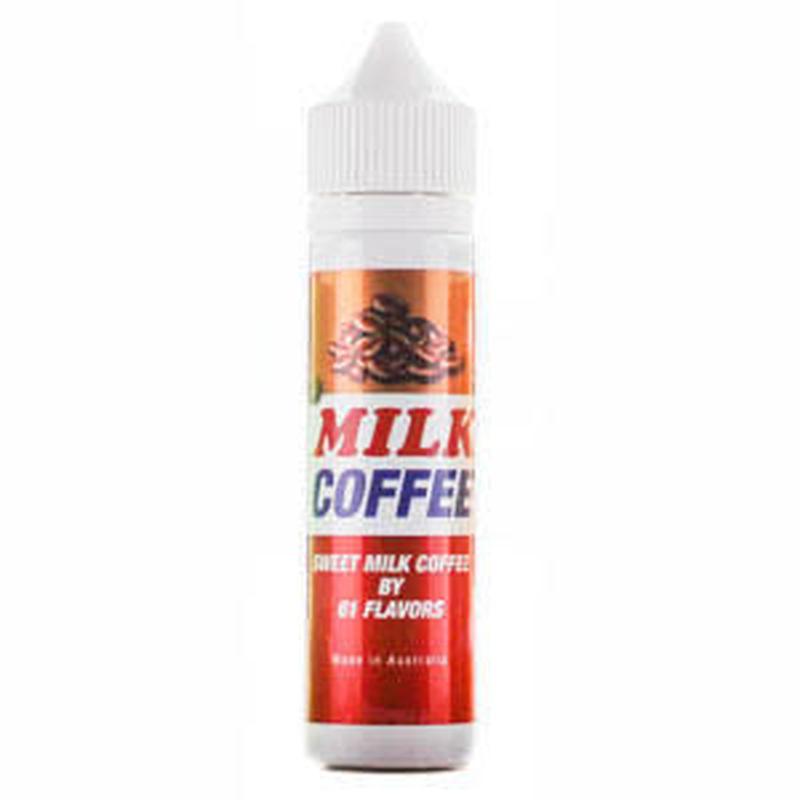Milk Coffee ミルクコーヒー リキッド 60ml