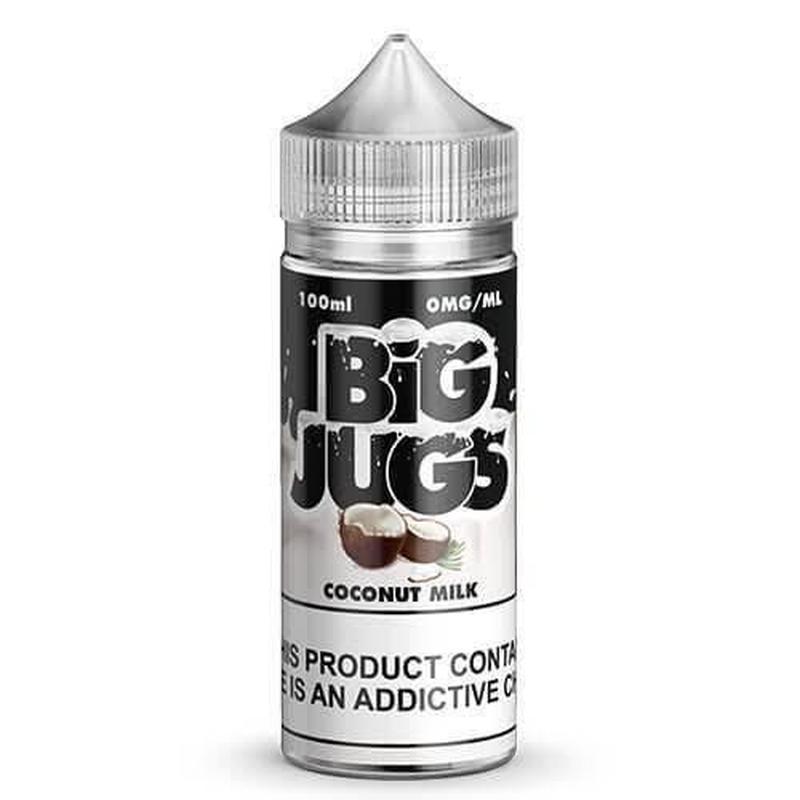 BIG JUGS ココナッツミルク 100ml リキッド