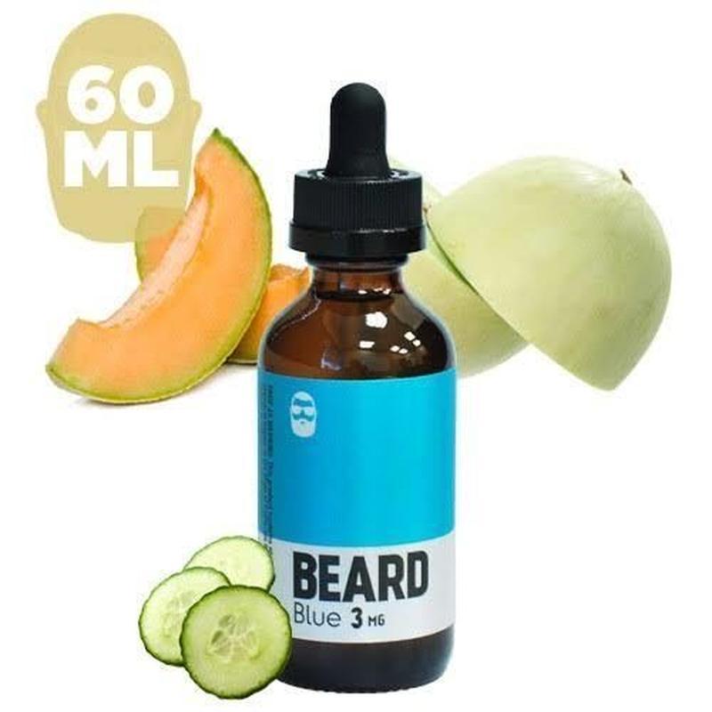 Beard Vape co BLUE 60ml リキッド