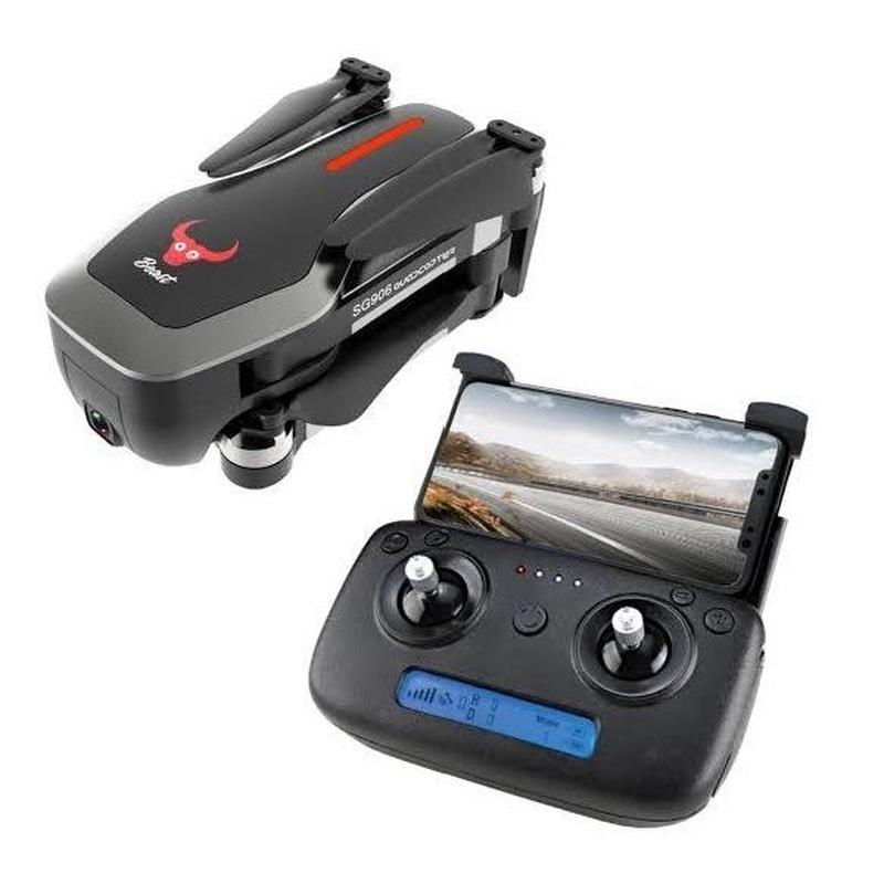 ZLRC  BEAST SG906 ドローン 4K  GPS 予備バッテリー ケース付き
