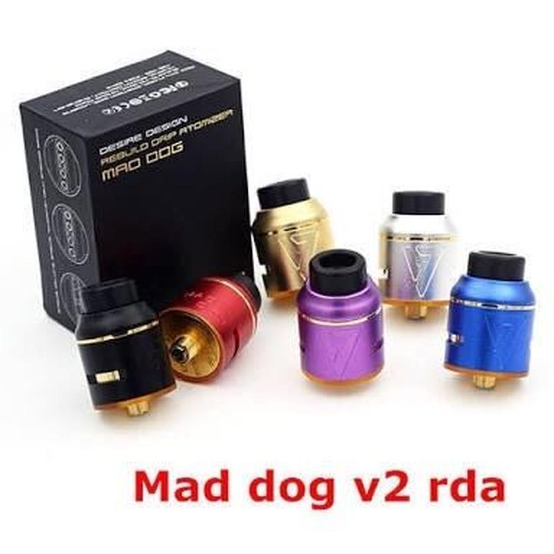 DESIRE MAD DOG V2 RDA