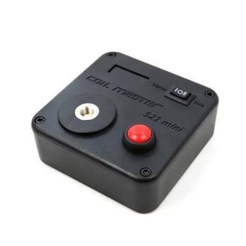 coil master 521 mini tab オームメーター