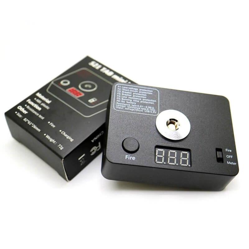 521 TAB mini V3 オームメーター