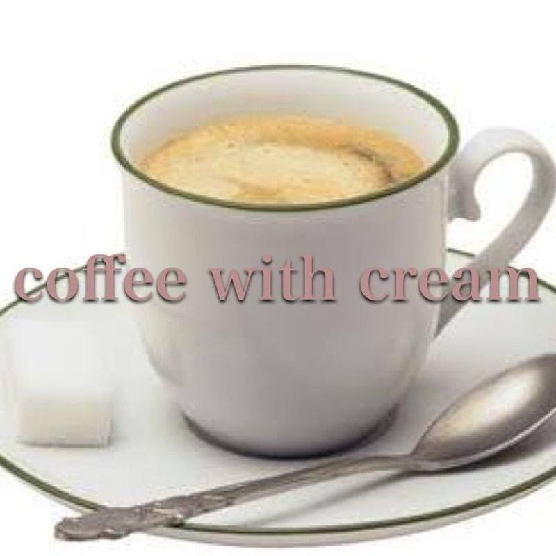 Coffee with Cream 30ml