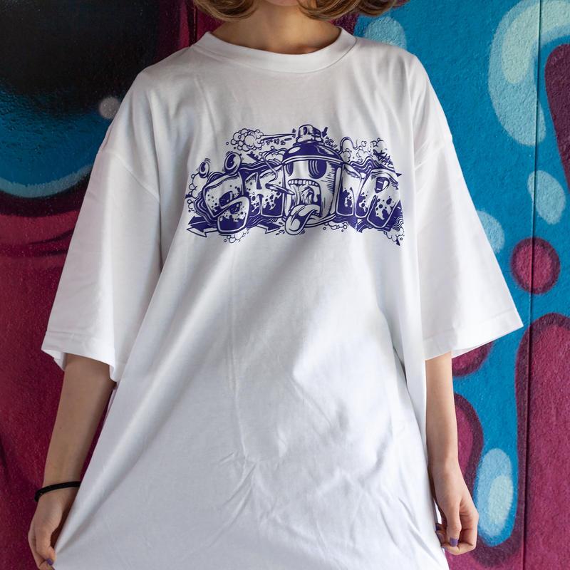 SH11NA T-shirt (Deep Blue)