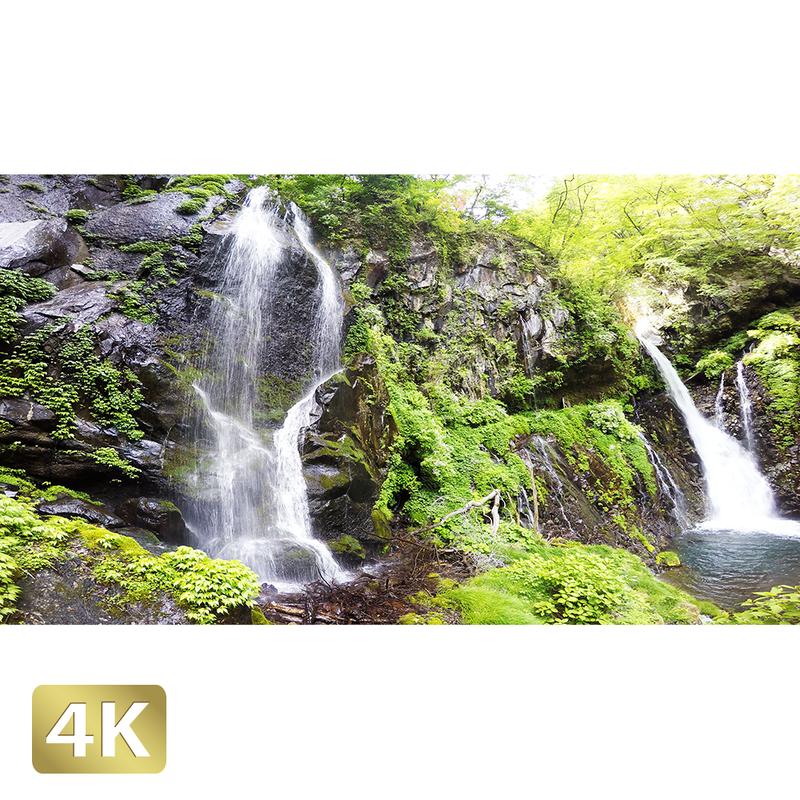 1001005 ■ 日光 裏見の滝 荒沢相生滝