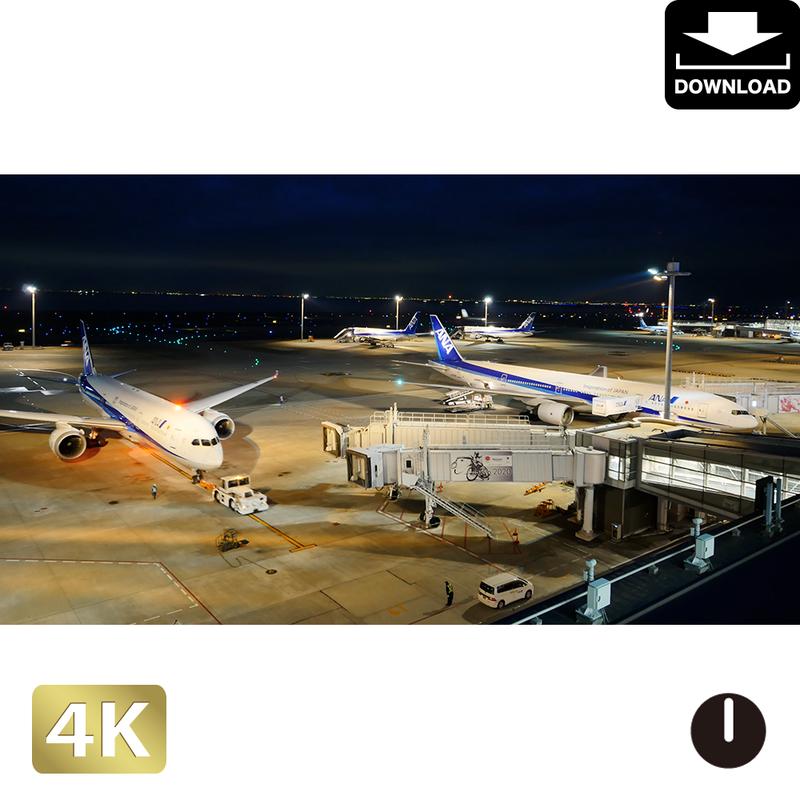 2028056-4 ■ 東京 羽田空港