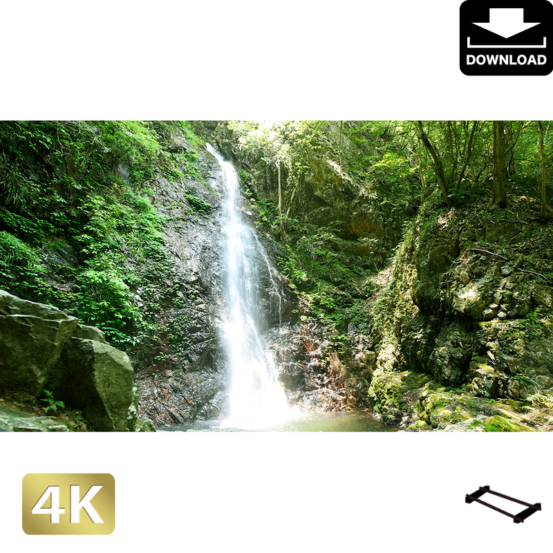 2004008 ■ 秋川渓谷 払沢の滝