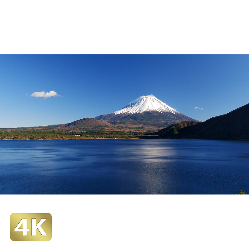 2018052 ■ 富士山 本栖湖