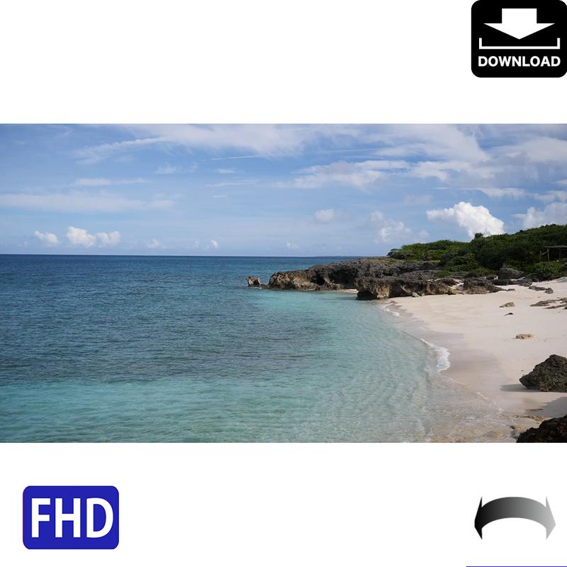 4041167 ■ 宮古島 来間島 プライベートビーチ