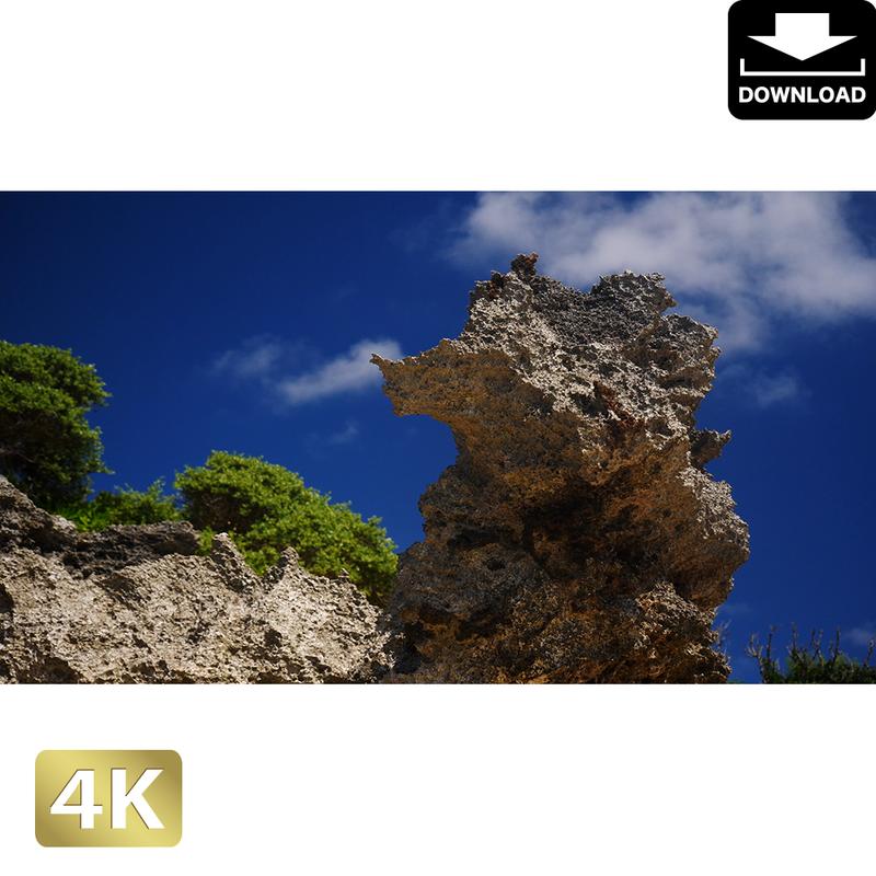 2040026 ■ 波照間島 ペー浜 岩
