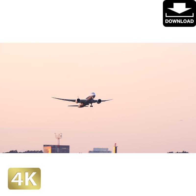 2031022 ■ 成田空港 離陸