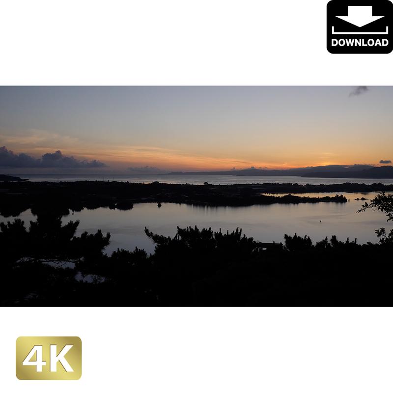 2042037 ■ 沖縄 嵐山展望台