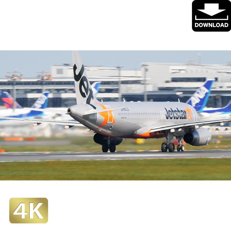 2031124 ■ 成田空港 離陸