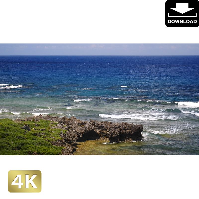 2040015 ■ 波照間島 ペムチ浜展望台