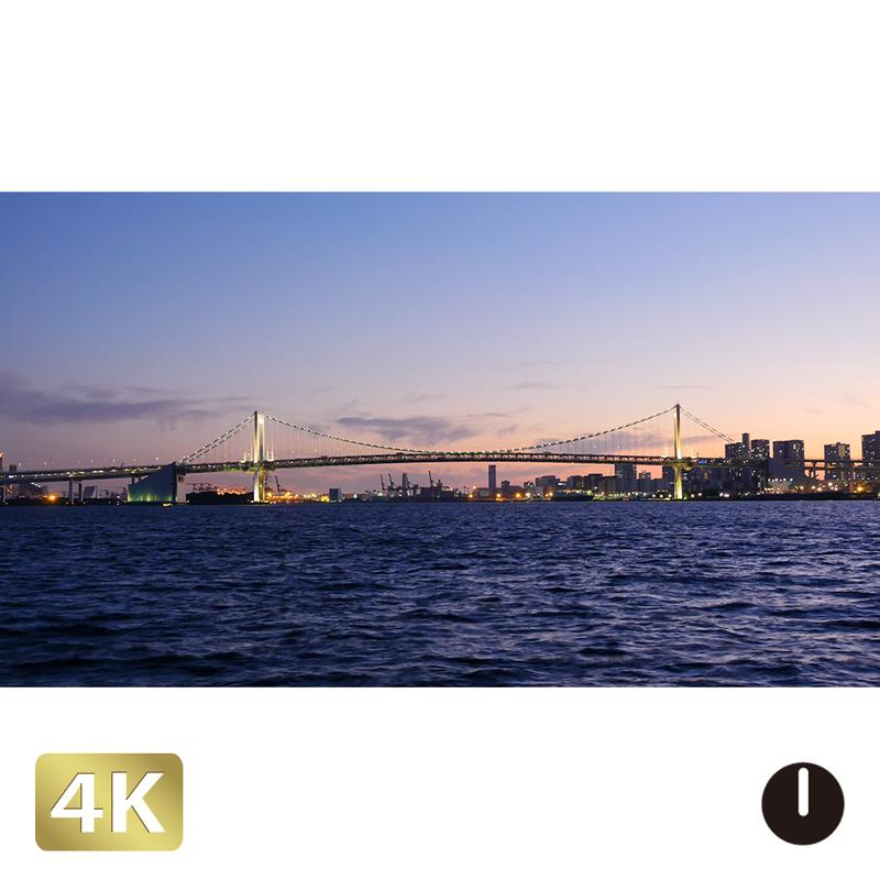 1028020 ■ 東京 レインボーブリッジ