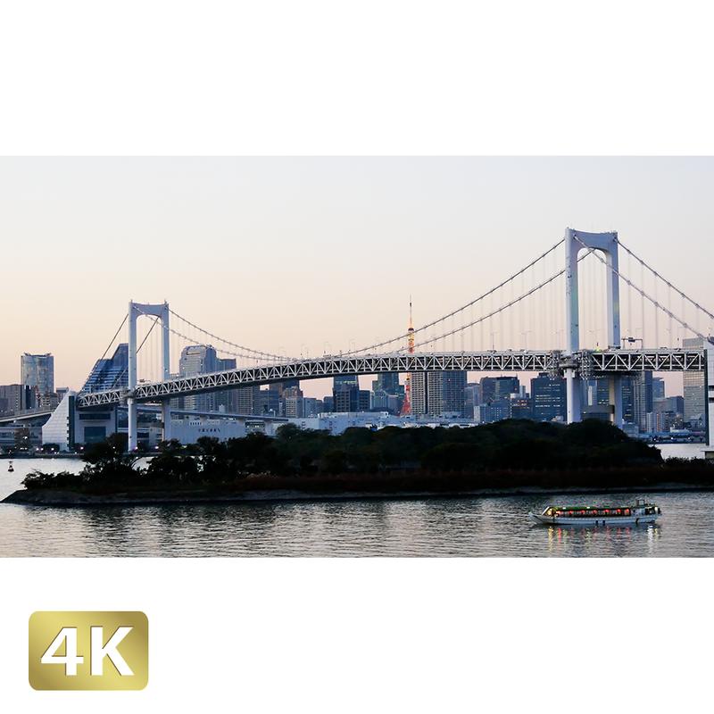 1028037 ■ 東京 レインボーブリッジ
