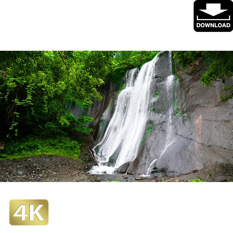 2006002 ■ 北海道 鱒見の滝