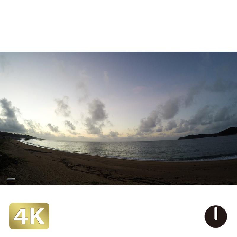 1013004 ■ 沖縄 東村の夜明け