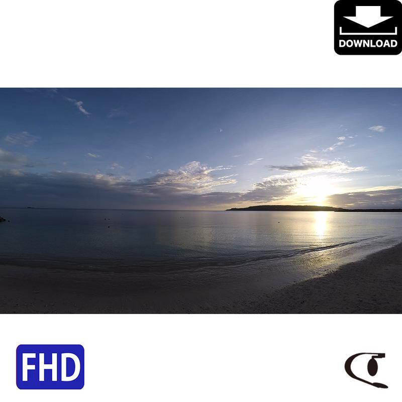 4008002 ■ 沖縄本島 ウッパマビーチ