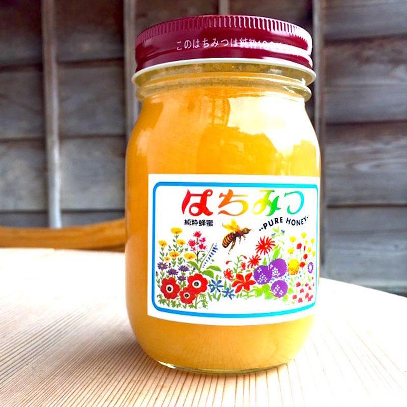 徳島産 百花純粋はちみつ