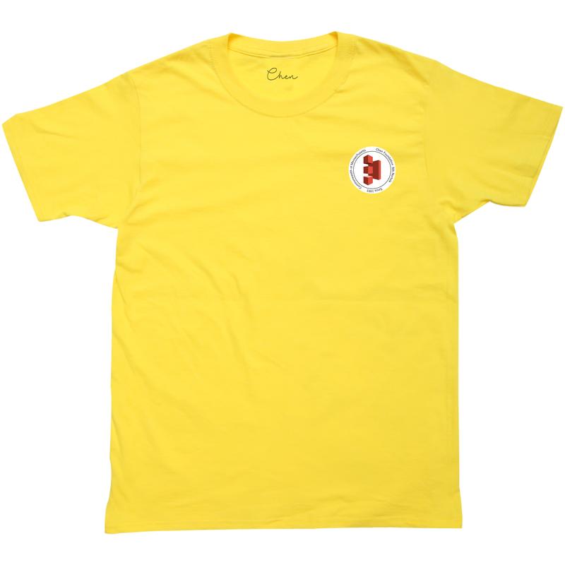 MA Tee  Yellow