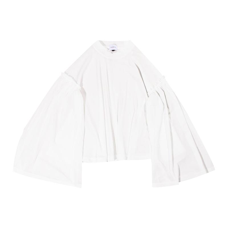 Draped Sleeve P/O
