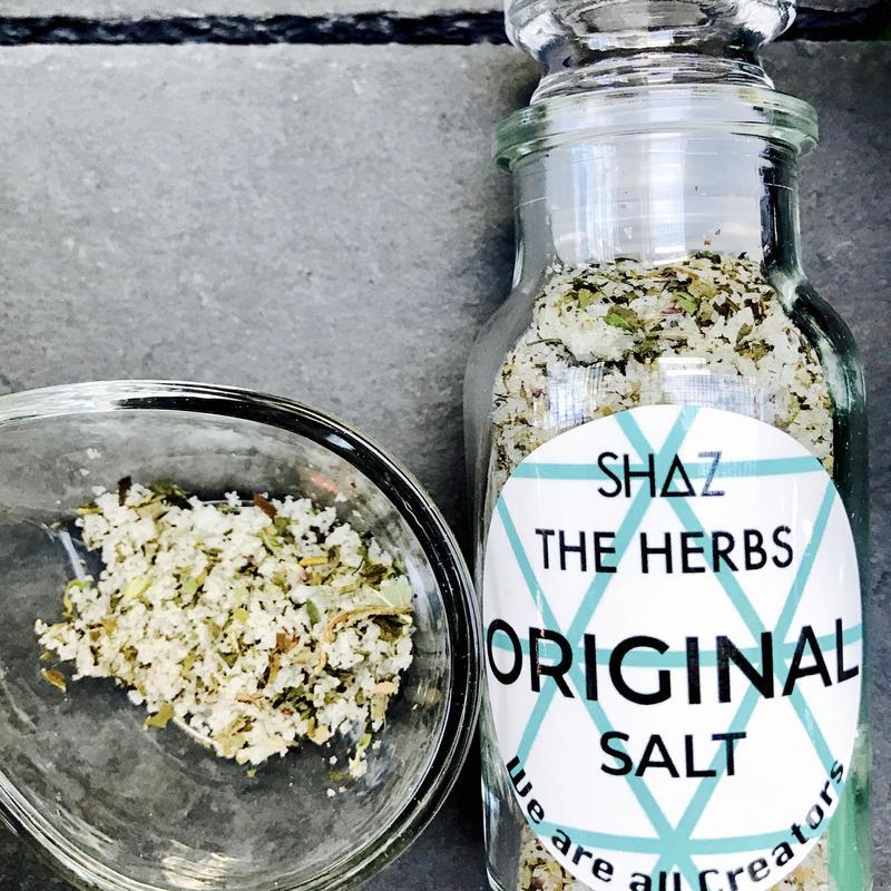 【 オリジナルハーブソルト・ORIGINAL  Herb salt  】