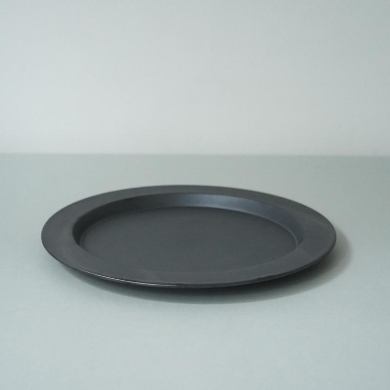 Rim Plate 240 / Black