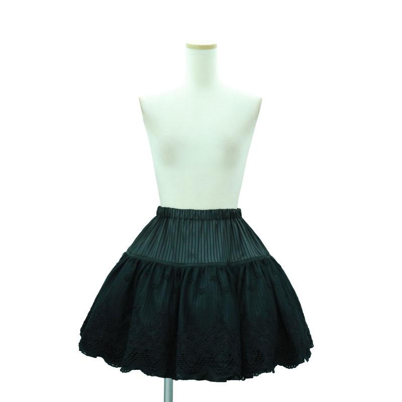 """""""Camellia""""レーススカート"""