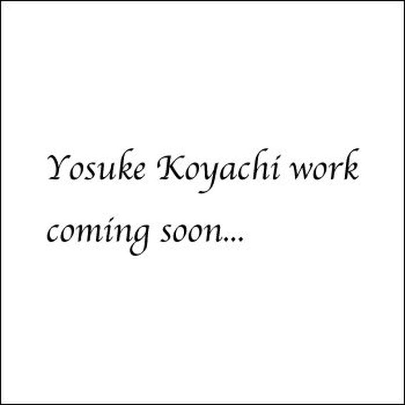 Yosuke Koyachi work coming soon...