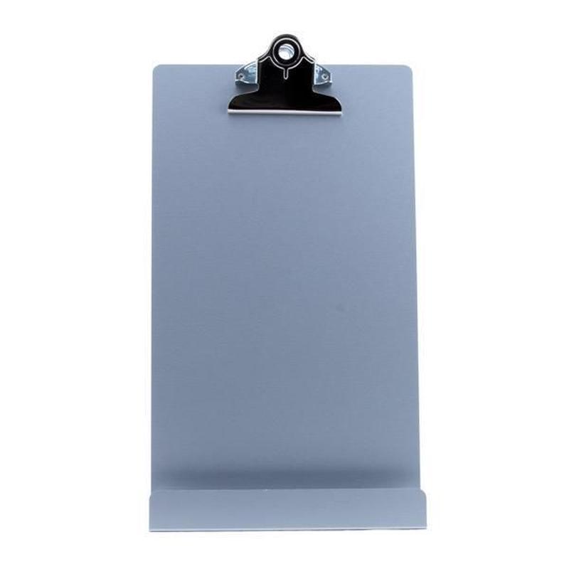 アルミニウム(スタンディングクリップボード)  - Memo Size