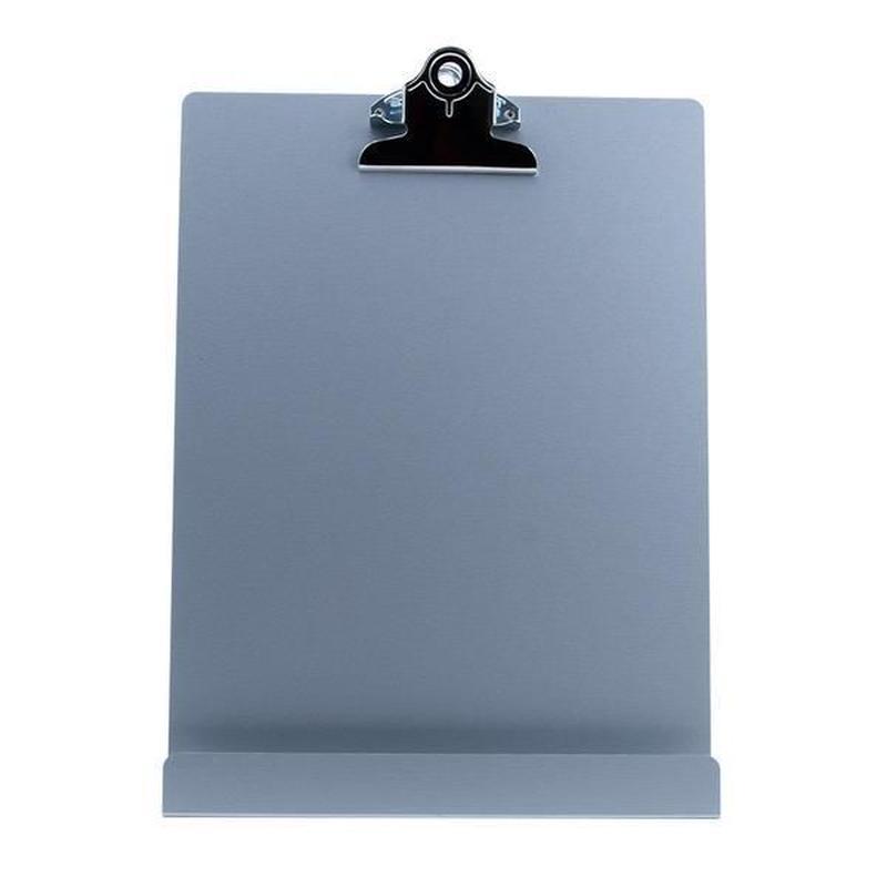 アルミニウム(スタンディングクリップボード)  - Letter Size