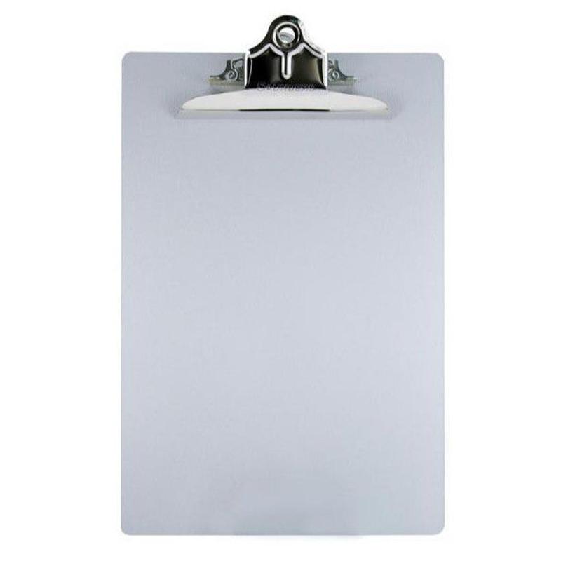 アルミニウム(クリップボード)  - Letter Size