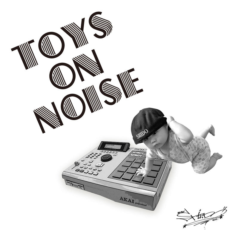 SHIDO-EDOGAWA MUSIC Vol.3 - Toy's On Noise -