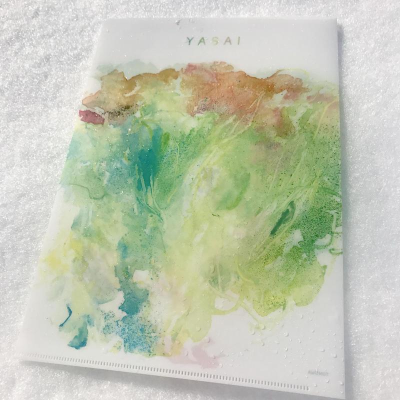 クリアファイル/ YASAI