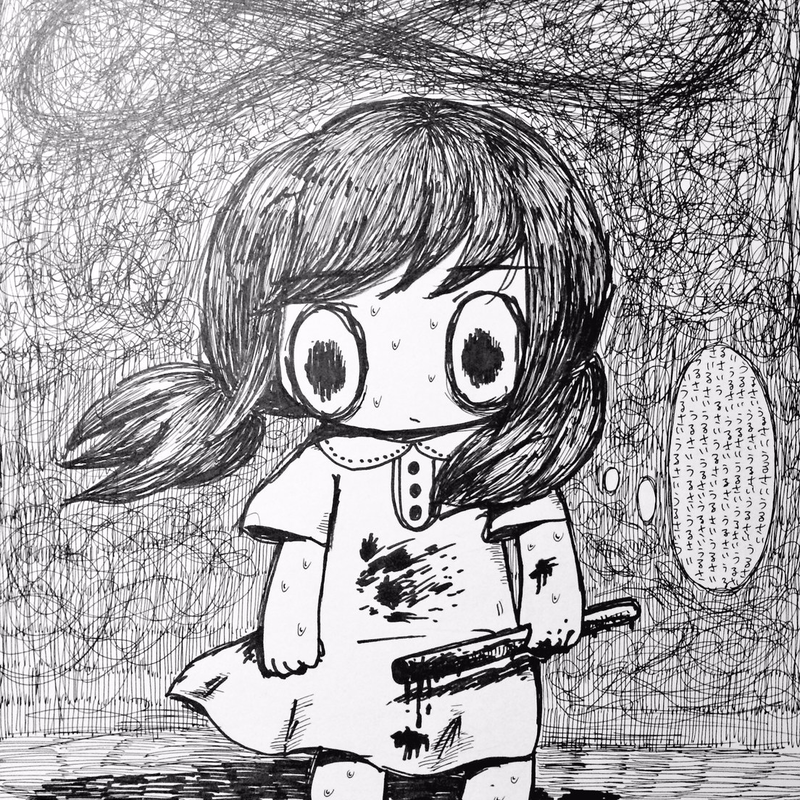 【ザクロアメ】「幻覚からの殺人」