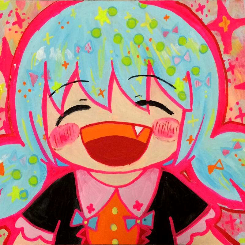【ザクロアメ】「幸せのえがお」