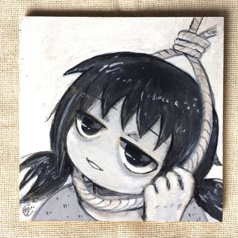 【ザクロアメ】「微笑み」
