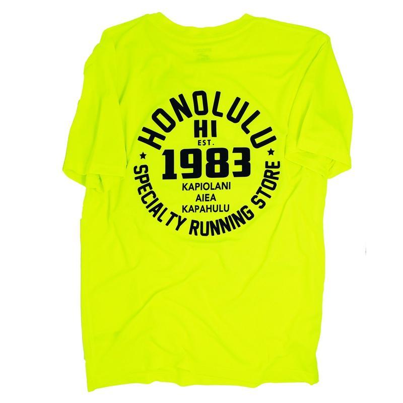1983 バックプリントT YL