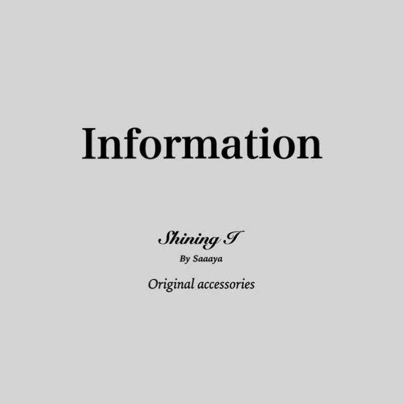 ✳︎ お取引に関するお知らせ・注意事項 ✳︎