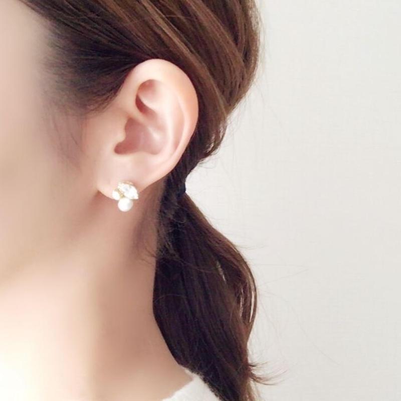Refined -pearl- / Pierce