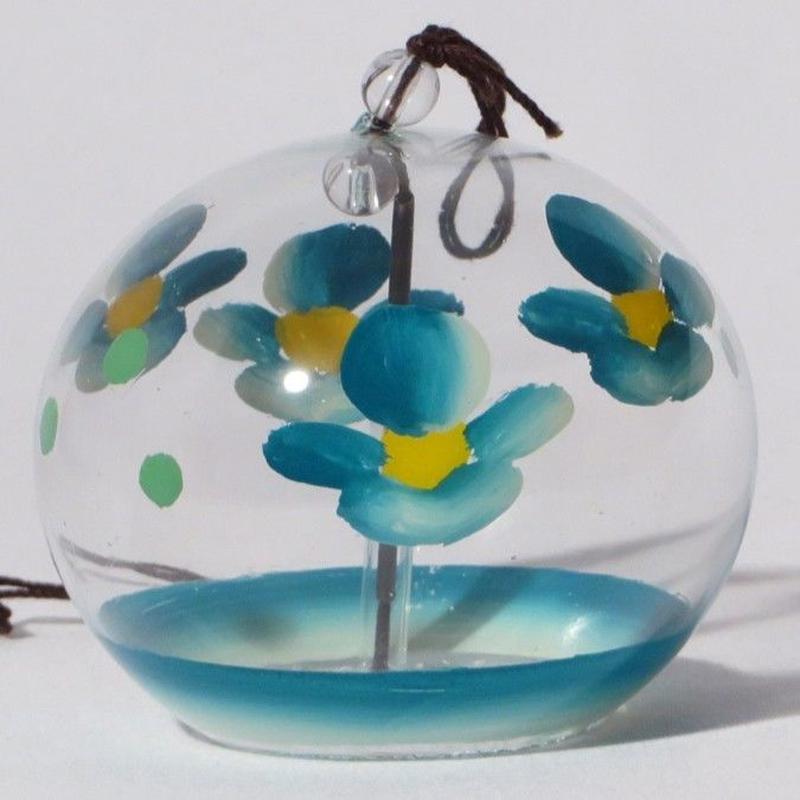 小丸 花ブルー