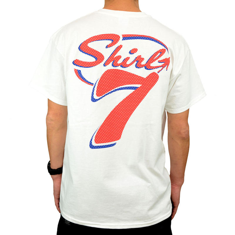 SHIRL-7 SS POCKET T-SHIRTS  (WHITE)(SH161201WHT)