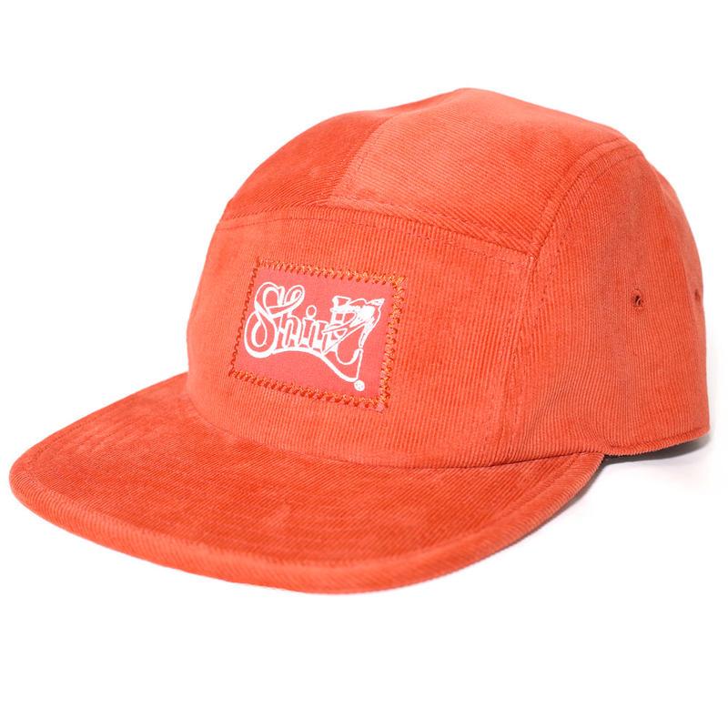 [VIX x SHIRL]コラボレーション CORDUROY COMFORT-5 CAP (ORANGE) made in japan (SH170105VIX)