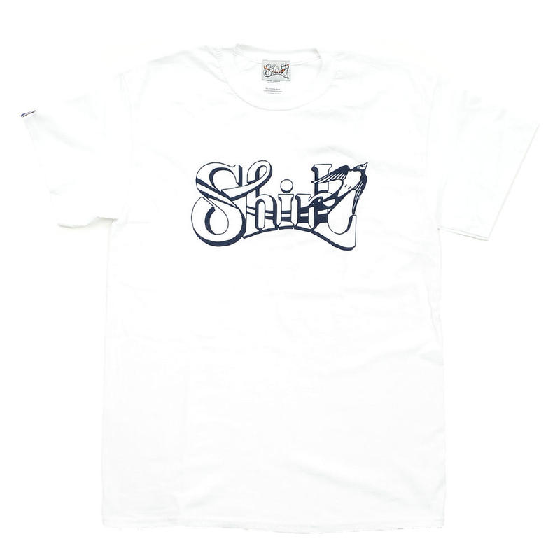 BIG SHIRL SS T-SHIRTS  (WHITE)(SH161202WHT)