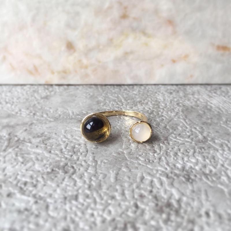 w glass ring(2c