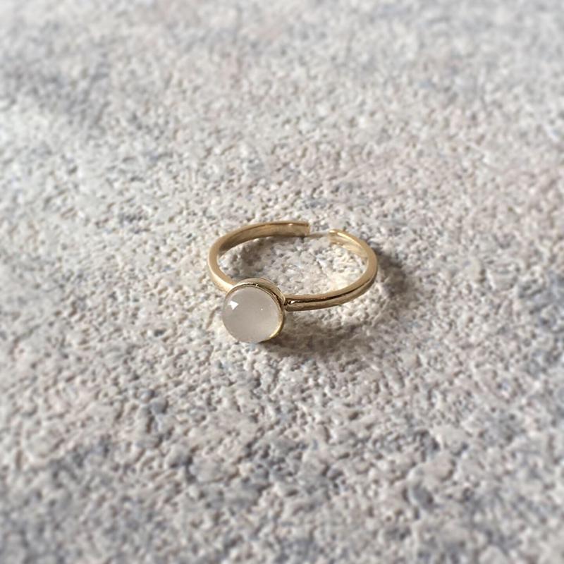 glass ring M